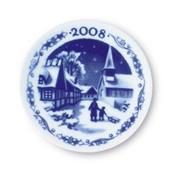 2008 RC Christmas Plaquette