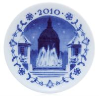2010 RC Christmas Plaquette