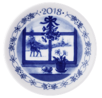 2018  RC Christmas Plaquette